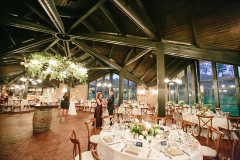 Ski Lodge Wedding Organic Wisconsin Lake Geneva